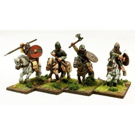 Pict Nobles Mounted (Hearthguard)