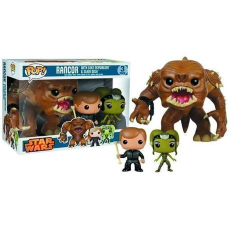 FIGURA POP STAR WARS: RANCOR 3 PIEZAS