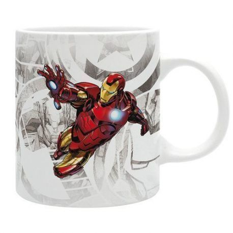 TAZA MARVEL IRON MAN CLASSIC