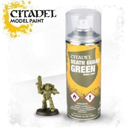 Spray Death Guard Green