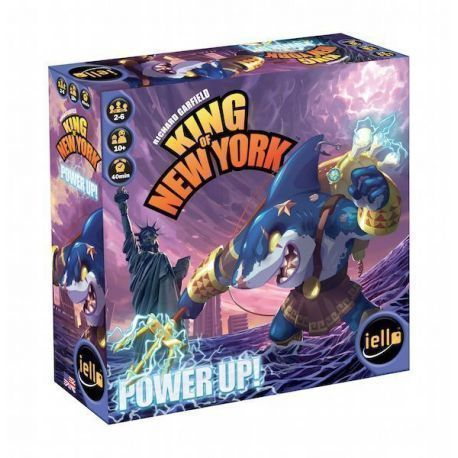 King of New York: Power Up.