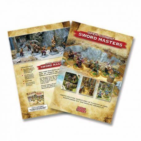Open Combat: Sword Masters supplement