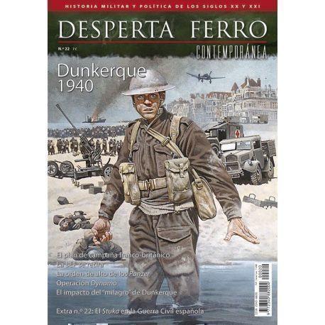 Desperta Ferro Cont. 22 Dunkerque 1940