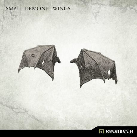 SMALL DEMONIC WINGS