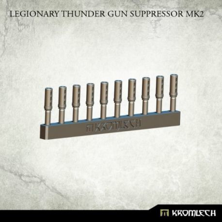 LEGIONARY THUNDER GUN SUPPRESSOR MK2