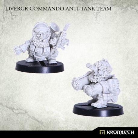 DVERGR COMMANDO ANTI-TANK TEAM