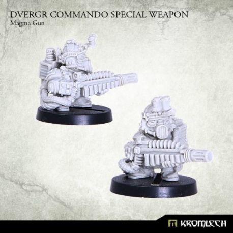 DVERGR COMMANDO SPECIAL WEAPON: MAGMA GUN