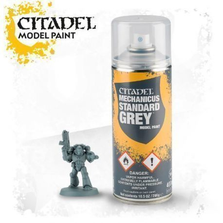 Spray Mechanicus Standard Grey