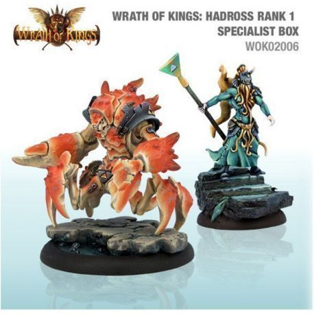 Hadross Rank 1 Specialist Box