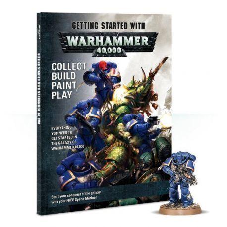 Empieza aquí con Warhammer 40,000