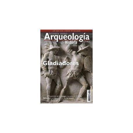 Desperta Ferro Arqueología 14 Gladiadores