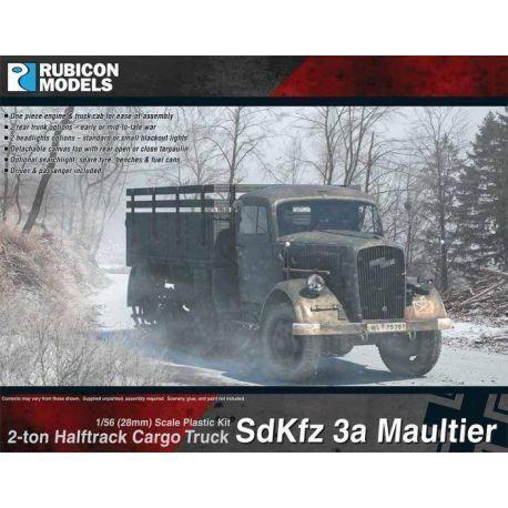 SdKfz 3a Maultier