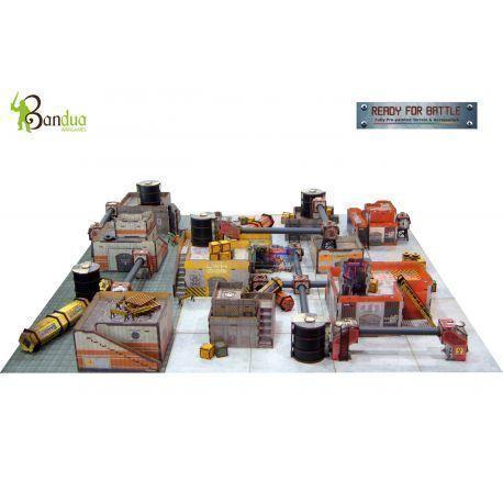 Nepo-Oimiakón's Table Bundle Ready For Battle