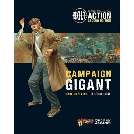 Bolt Action - Operation Gigant