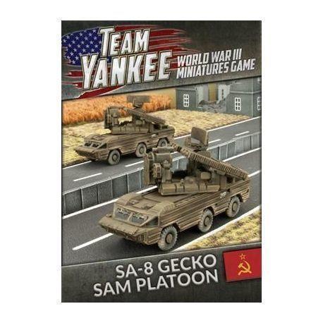 SA-8 Gecko SAM Battery