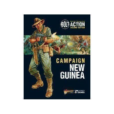 Bolt Action - Campaign New Guinea
