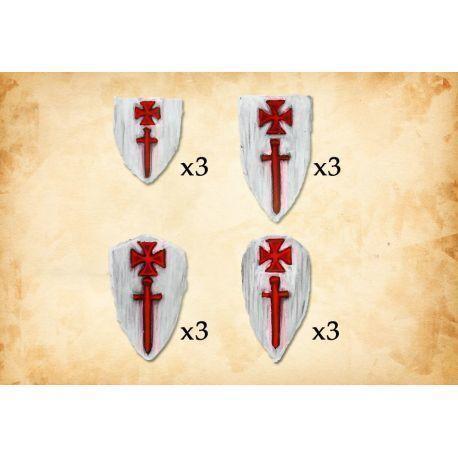 Livonian Shields