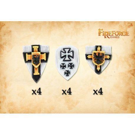 Teutonic Shields