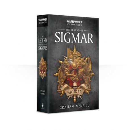 WH CHRONICLES: THE LEGEND OF SIGMAR (PB)