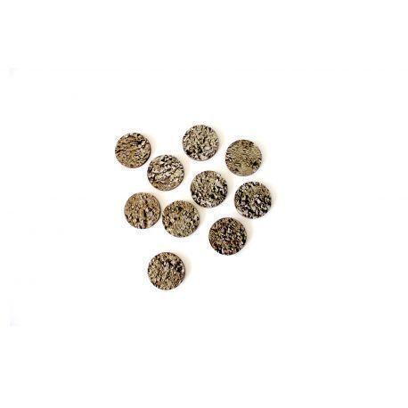 32 mm stones X10