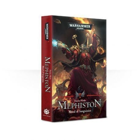 MEPHISTON: BLOOD OF SANGUINIUS (PB)