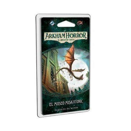 ARKHAM HORROR LCG - EL MUSEO MISKATONIC
