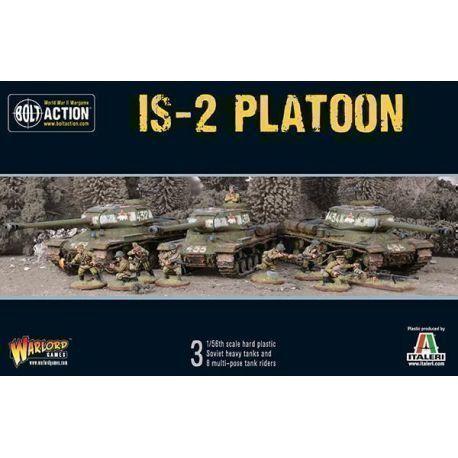 IS2 PLATOON
