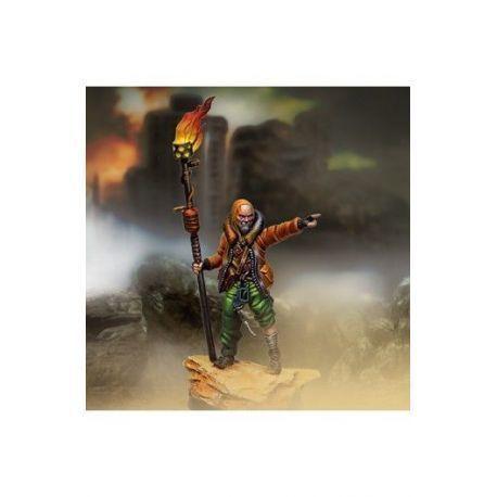 Black Blood Flamekeeper