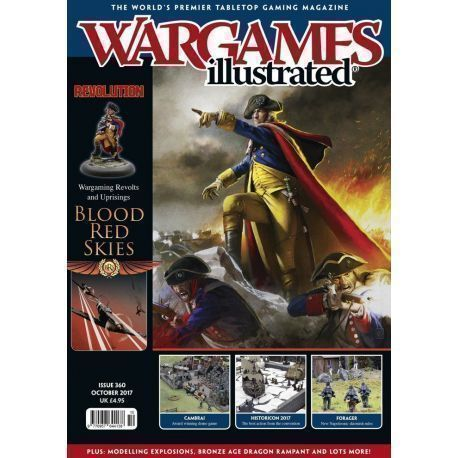 Wargames Illustrated Issue 360