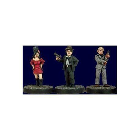 Field Agents II