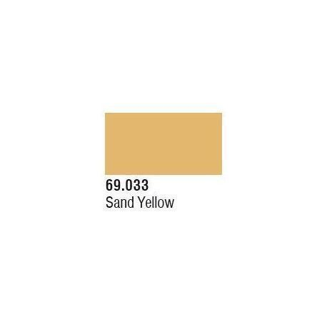 MECHA COLOR 033 17ML SAND YELLOW