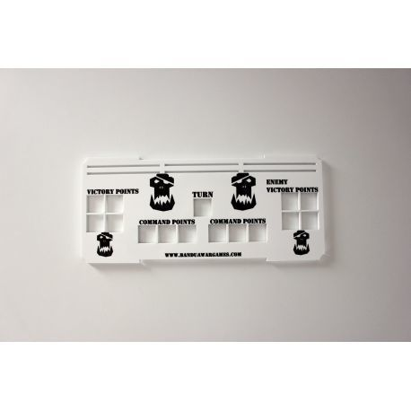 Green Horde control console