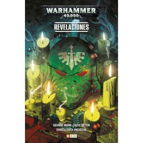 WARHAMMER 40,000: REVELACIONES