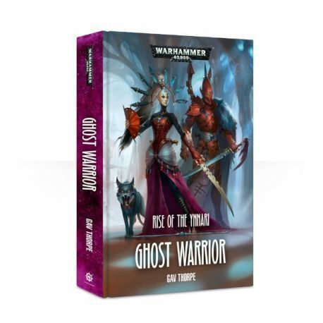 GHOST WARRIOR: RISE OF THE YNNARI (HB)