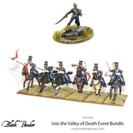 INTO THE VALLEY OF DEATH 17 LANCERS REGIMENT LIMITED BUNDLE