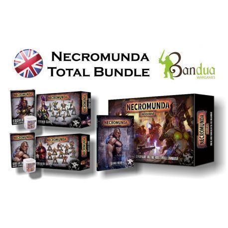 Necromunda TOTAL Pack (ENG)