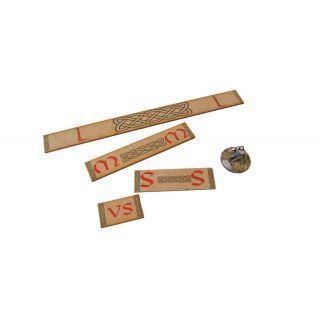 Age of Saga - Measuring Sticks