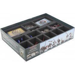 Special designed foam tray for original Warhammer Shadespire Core Box