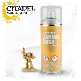 ZANDRY DUST SPRAY