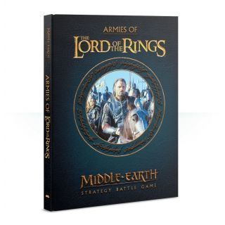 ARMIES OF THE LORD OF THE RINGS (ENG)