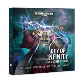 KEY OF INFINITY AND OTHER STORIES (AUDIOBK)