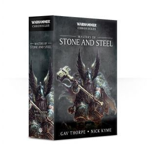 WHC: MASTERS OF STEEL AND STONE (PB)