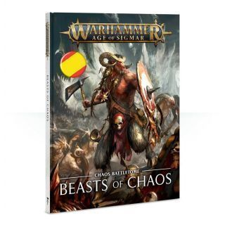 BATTLETOME: BEASTS OF CHAOS (SB) (ABR.) SPA