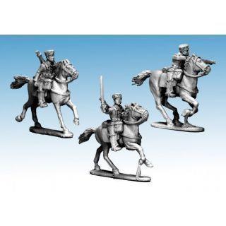 Mounted Cossacks (German Service)