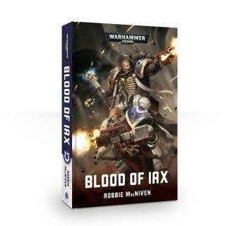 BLOOD OF IAX (HB)