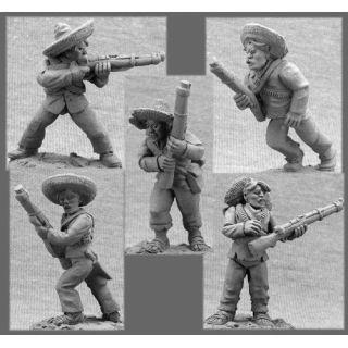 Zapatista/Peones Rifles