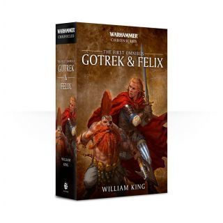 GOTREK & FELIX: THE FIRST OMNIBUS (PB)