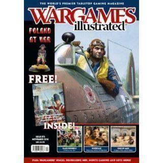 Wargames Illustrated WI373 November Edition