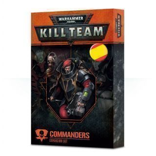 Kill Team: Commanders Expansion Set (ESP)