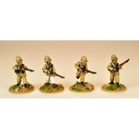 Legion in Troupes Colonial Uniform/Sun Helmet